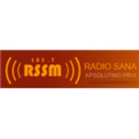 Logo of radio station Radio Sana