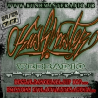Logo of radio station kushmaster