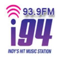 Logo of radio station WRWM i94