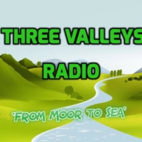 Logo of radio station Three Valleys Radio