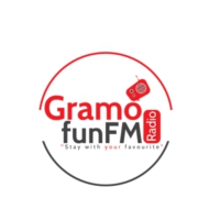 Logo of radio station GramofunFM