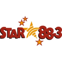 Logo of radio station STAR 88.3
