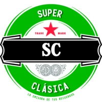 Logo of radio station Super Clásica