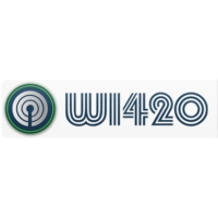 Logo of radio station W 1420