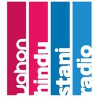 Logo of radio station VahonFM