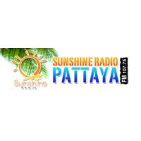 Logo of radio station Sunshine Radio Pattaya
