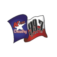 Logo of radio station KVST Kstar Country 103.7 FM