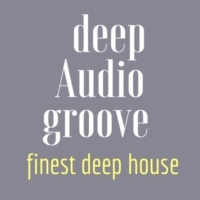 Logo de la radio deep Audio groove | deep house