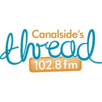 Logo of radio station The Thread 102.8 FM