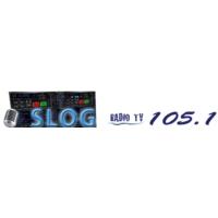 Logo of radio station SLOG Radio