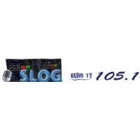 Logo of radio station SLOG Radio