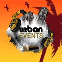 Logo of radio station URBAN EVENTS RADIO