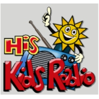 Logo of radio station His Kids Radio