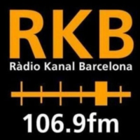 Logo of radio station Ràdio Kanal Barcelona