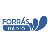 Logo de la radio Forrás Rádió