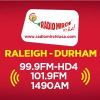 Logo of radio station Radio Mirchi Raleigh Durham