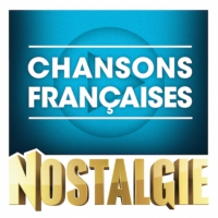 Logo of radio station Nostalgie Chanson Française