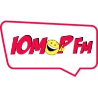 Logo of radio station Юмор FM