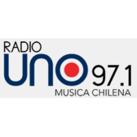 Logo of radio station Radio Uno 97.1