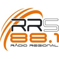 Logo of radio station RRS 88.1