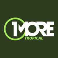 Logo of radio station 1MORE Tropical