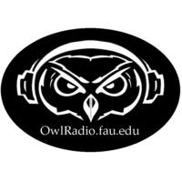 Logo de la radio WOWL Florida Atlantic Univ. 91.7 FM