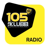 Logo of radio station Radio 105 InDaKlubb