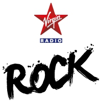 Logo de la radio Virgin Radio Rock