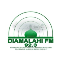 Logo of radio station DiamalahiFm