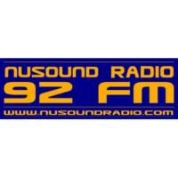 Logo of radio station NuSound Radio