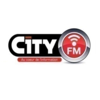 Logo of radio station City Fm Sénégal