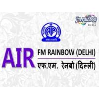 Logo of radio station AIR FM Rainbow