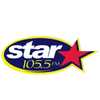 Logo of radio station WZSR Star 105.5