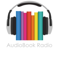 Logo of radio station AudioBookRadio.net