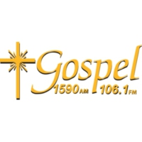 Logo de la radio KPRT Gospel 1590 AM