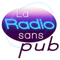 Logo of radio station La Radio Sans Pub