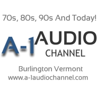 Logo de la radio A-1 Audio Channel