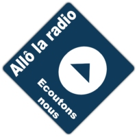 Logo of radio station Allô la radio