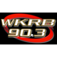 Logo of radio station WKRB 90.3