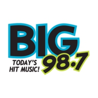Logo de la radio KLTA BIG 98.7