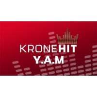Logo of radio station KroneHit Y.A.M