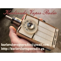 Logo of radio station Karlsruhe Vapes Radio