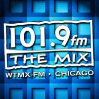 Logo of radio station WTMX The Mix