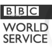 Logo of radio station BBC Business Bulletin
