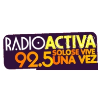 Logo of radio station Radioactiva 92.5
