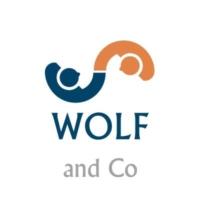 Logo of radio station Wolf and co radio