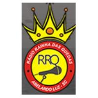 Logo of radio station Radio Rainha das Quedas