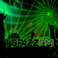 Logo of radio station TOPAZZ FM