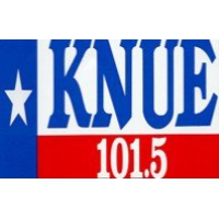 Logo of radio station KNUE 101.5 FM