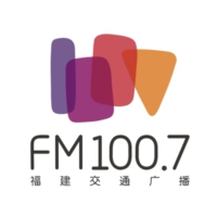 Logo of radio station fm1007福建交通广播 - Fujian traffic radio
